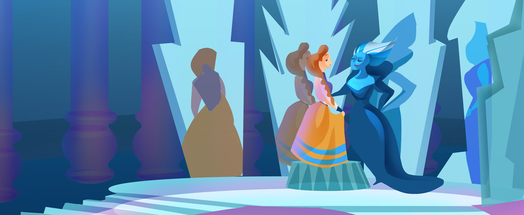 The Story Of Frozen Making A Disney Animated Classic Movie Abc News