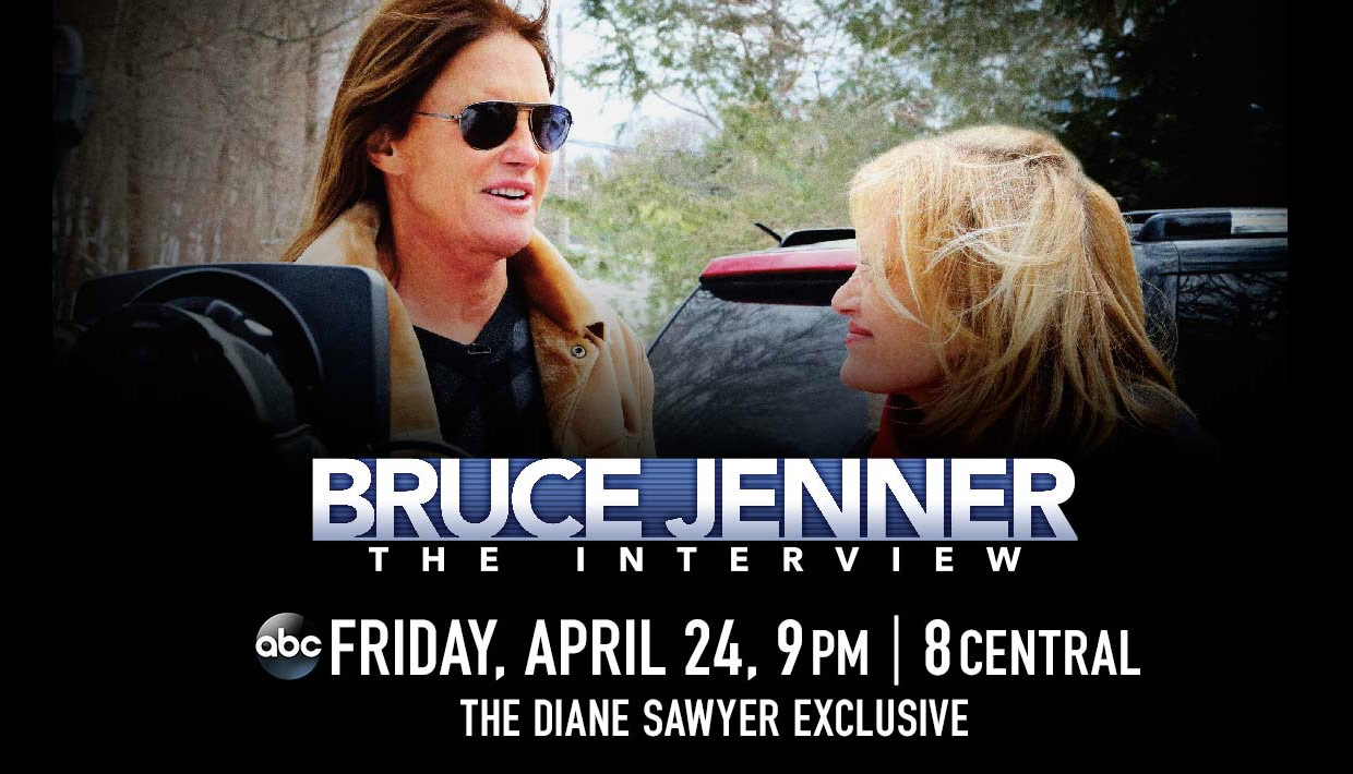 Watch Bruce Jenner The Interview With Diane Sawyer Friday 9pm/8c