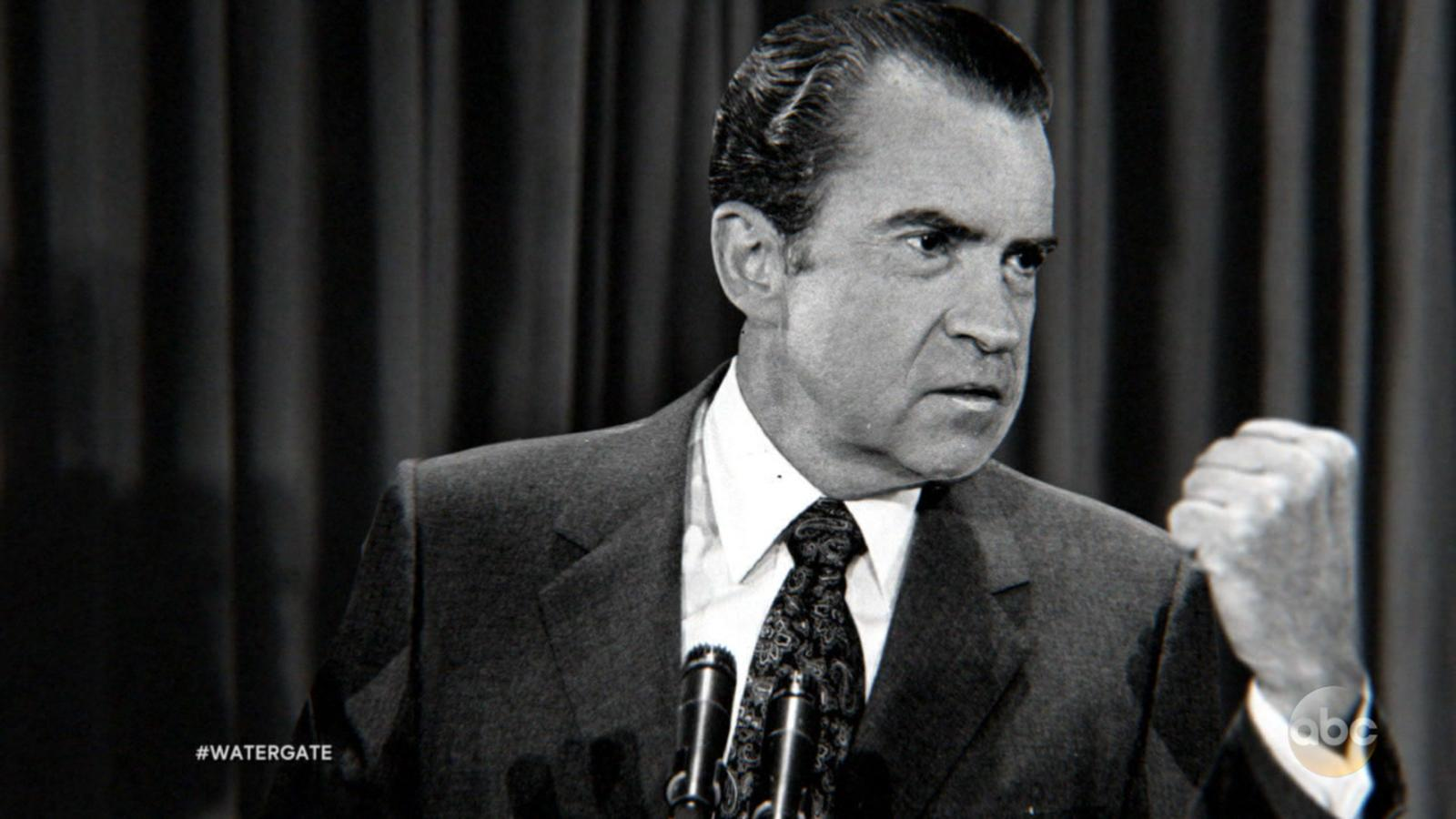 a history of richard nixons presidency Richard milhous nixon was the 37th president of the united states of america who was famous as the first us president to resign from office because of his impeachment proceedings the watergate scandal.