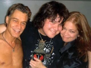 Legendary rock guitarist Eddie Van Halen recovering from