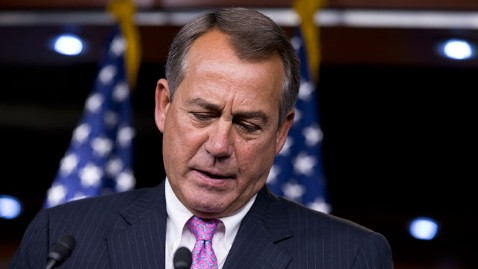 ap boehner hastert rule 130228 wblog GOP Hunts for More Cuts: Spending Is the Problem   Is Medicare Solution?