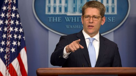 ap jay carney 121203 wblog Debt Group Pans White House Call for Petit Bargain