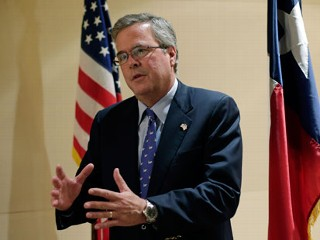 PHOTO: Former Florida Gov. Jeb Bush writes in a new book that the nation needs to completely overhaul its immigration policies but cautions against providing a pathway to citizenship for undocumented ...