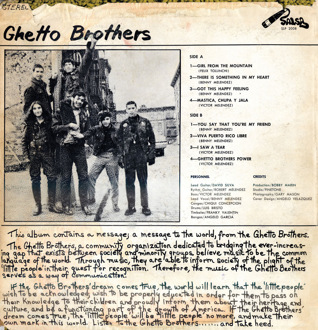 The Ghetto Brothers: The Nuyorican Roots of Hip-Hop - ABC News