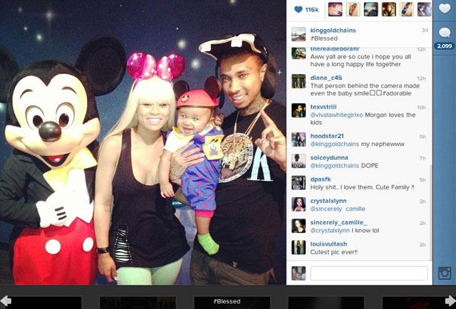 Tyga 2014 Instagram | www.imgkid.com - The Image Kid Has It!