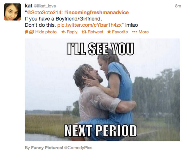 High school freshman dating tips
