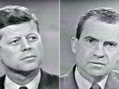 Image result for jfk nixon tv debate