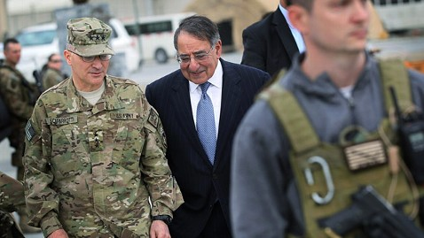 ap leon panetta afghanistan ll 120315 wblog Defense Secretary Panetta Expresses Concern Over North Koreas New Mobile Rocket Launcher