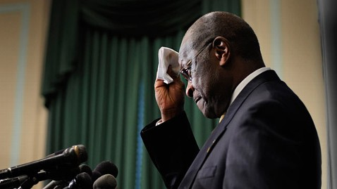 gty herman cain jp 111107 wblog Herman Cain Reassessing Campaign Amid Allegations