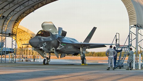 ht f35 lightning ll 120424 wblog Watchdog: Pentagon Buys Weapons Backwards