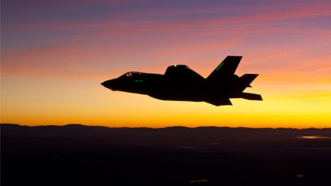 ht f35 night flight ll 120207 wblog Why the $400B F 35 Fighter Is Not an Option for Syria