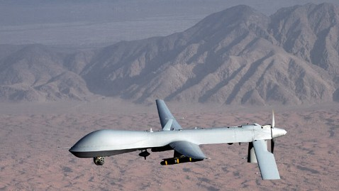 ht predator drone nt 121108 wblog Intel Chair: Civilian Drone Casualties in Single Digits Year to Year