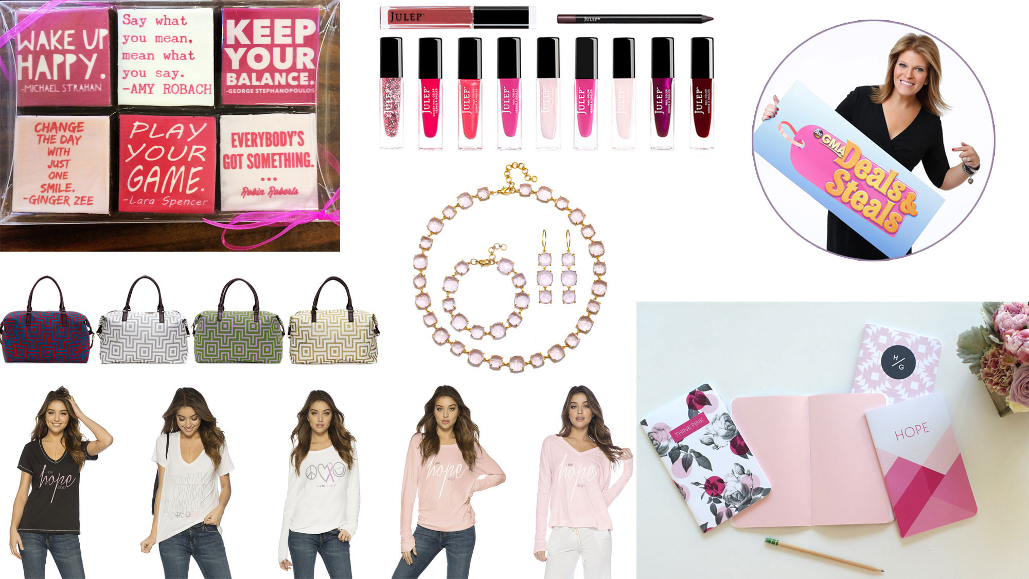 Good Morning America View Your Deal : Good morning america deals and steals nov  gift
