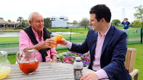 abc arnold palmer mix 130321 wblog How Golfer Arnold Palmer Became a Drink to an Entire Generation