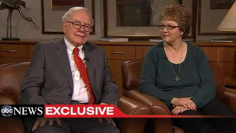 abc buffett secretary exclusive tk 120125 wblog Warren Buffett and His Secretary Talk Taxes