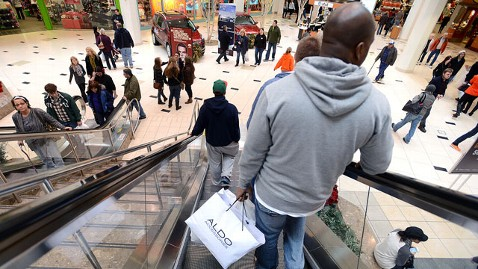 ap holiday shoppers thg 121224 wblog Retail Sales Fall, Sending Stocks Down