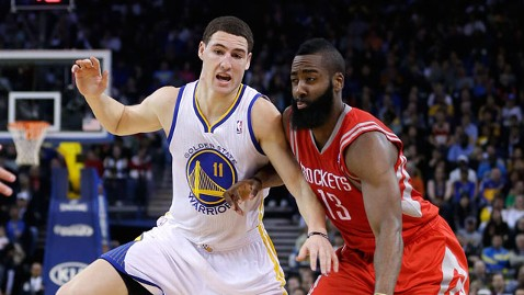ap klay thompson ll 130228 wblog NBA Players Dad Dings Allowance After Fight