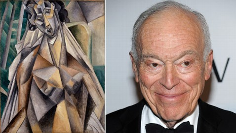 ap picasso lauder tk 130410 wblog Is Met Museums Fabulous Cubist Donation Worth Billions?