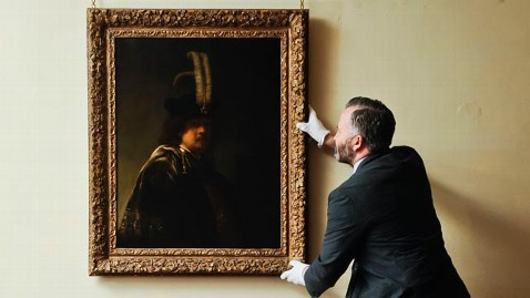 ap rembrandt portrait jef 130318 wblog Newly Identified Rembrandt Worth $30 Million