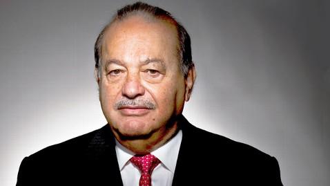 gty Carlos Slim Helu forbes thg 120307 wblog Carlos Slim: Worlds Richest Man Again, Says Forbes