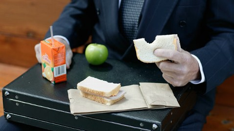 gty businessman bag lunch thg 111118 wblog Wanna Be a Suit? CEOs Say, Lose the Suit and Pack Your Lunch
