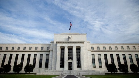 gty federal reserve building thg 111130 wblog Dow Jones Industrials Soar on Central Bank Action