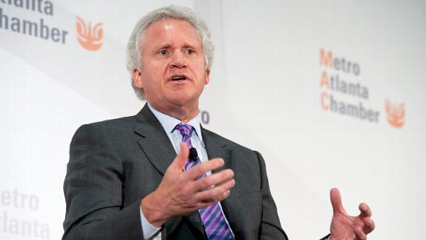 gty ge Jeffrey Immelt thg 120212 wblog G.E. to Hire 5,000 Vets, Expand Aviation Operations