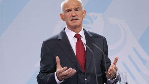 gty george papandreou greece pm thg 111103 wblog Attention Turns to Italy After Greece Forms New Government