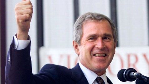 gty george w bush nt 120604 wblog George W. Bush to Skip GOP Convention