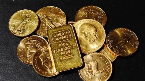 gty gold coins ll 111108 wblog Gold: What the Price Increase Means
