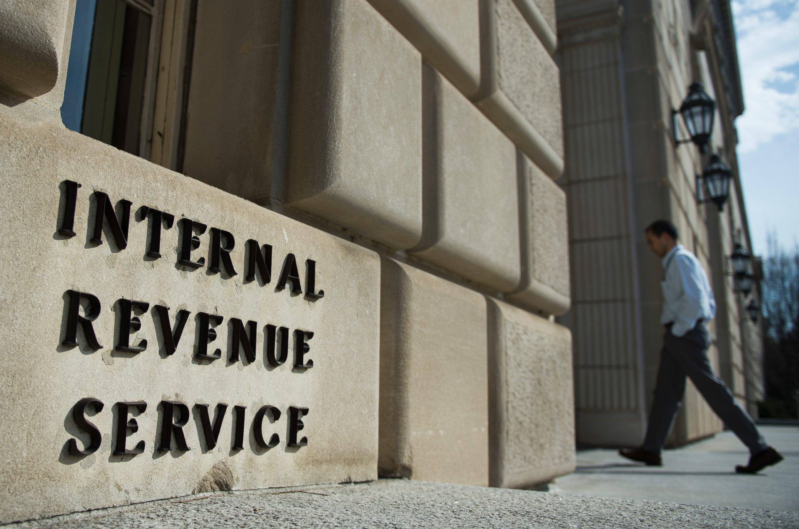 topic internal revenue service