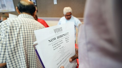gty job fair ll 120531 wblog Is Dismal Jobs Report the Signal Independents Are Seeking?