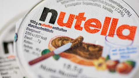 gty nutella ll 120426 wblog Nutella, After Suit, Drops Health Claims
