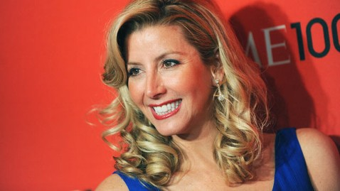 gty sara blakely dm 130509 wblog Spanx Founder 1st Female Billionaire to Join Buffett Gates Giving Pledge