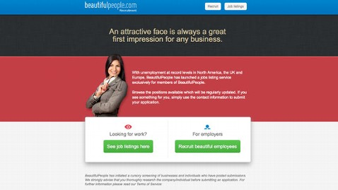 ht beautifulpeople jef 130606 wblog Jobs Site for Beautiful People Launches