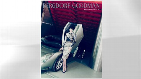 ht bergdorf goodman june 2013 magazine cadillac thg 130603 wblog GM: Cadillac Is Back as Sales Surge