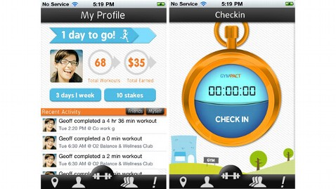 ht check in gym app nt 120110 wblog GymPact App Makes Workout Skippers Pay Up