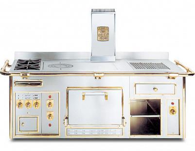ht electrolux molteni nt 120917 main Electrolux Sells $100,000 Kitchen Range