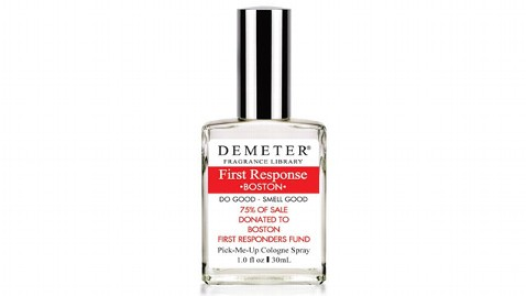 ht first response fragrance tk 130529 wblog Eau de Firefighter: First Response Boston Seen as Insensitive