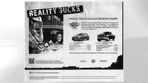 ht gm bike ad dm 111012 wblog GM Backpedals on Anti Cycling Ad