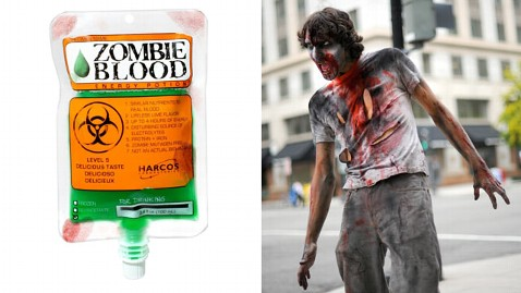 ht gty zombie split kb 120710 wblog Exploding Bags of Zombie Blood Lead to Lawsuit