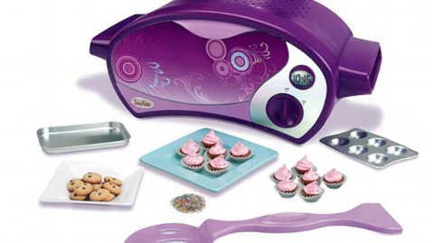 Easy-Bake Oven Loses Light Bulb, Gets $20 Makeover - ABC News