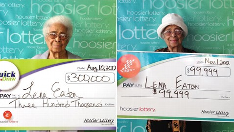 ht lottery winner twice nt 121105 wblog 91 Year Old Wins Lottery Twice in Two Months
