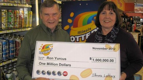 ht ron yurcus jef 121116 wblog Illinois Chaplain Finds $1M Powerball Ticket in Desk