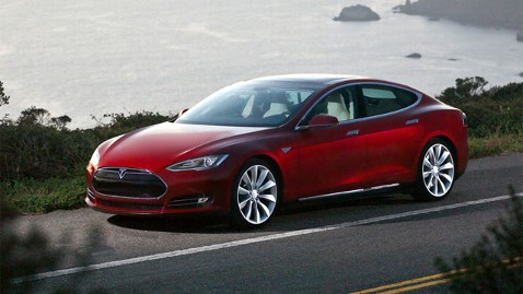 ht tesla model s jef 121113 wblog Tesla Calls NYT Electric Car Review a Fake
