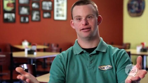 ht tim harris restaurant nt 130301 wblog Man With Down Syndrome Runs N.M. Restaurant