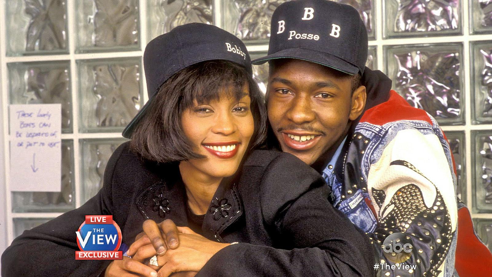 Whitney houston and bobby dating
