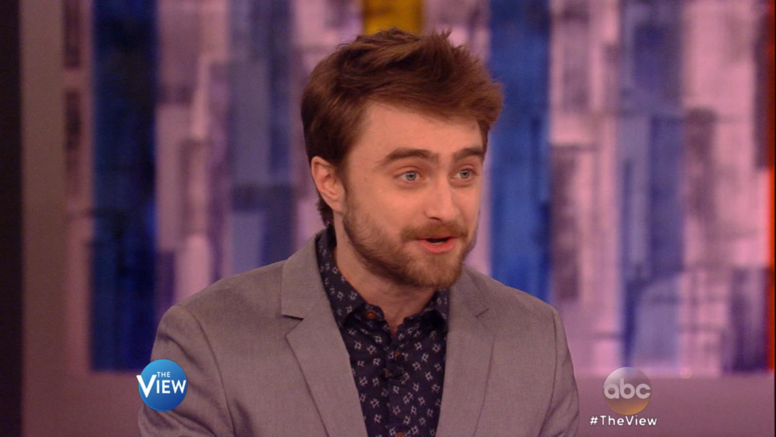 Daniel radcliffe videos at abc news video archive at abcnews video daniel radcliffe talks imperium long distance girlfriend and harry potter spin off pmusecretfo Choice Image