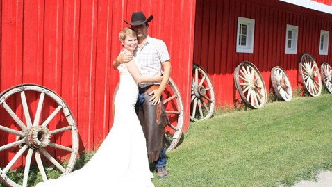 4  Banff Horseback Wedding nt 120823 wblog Couple Travels the Globe to Say I Do in 30 Exotic Locales