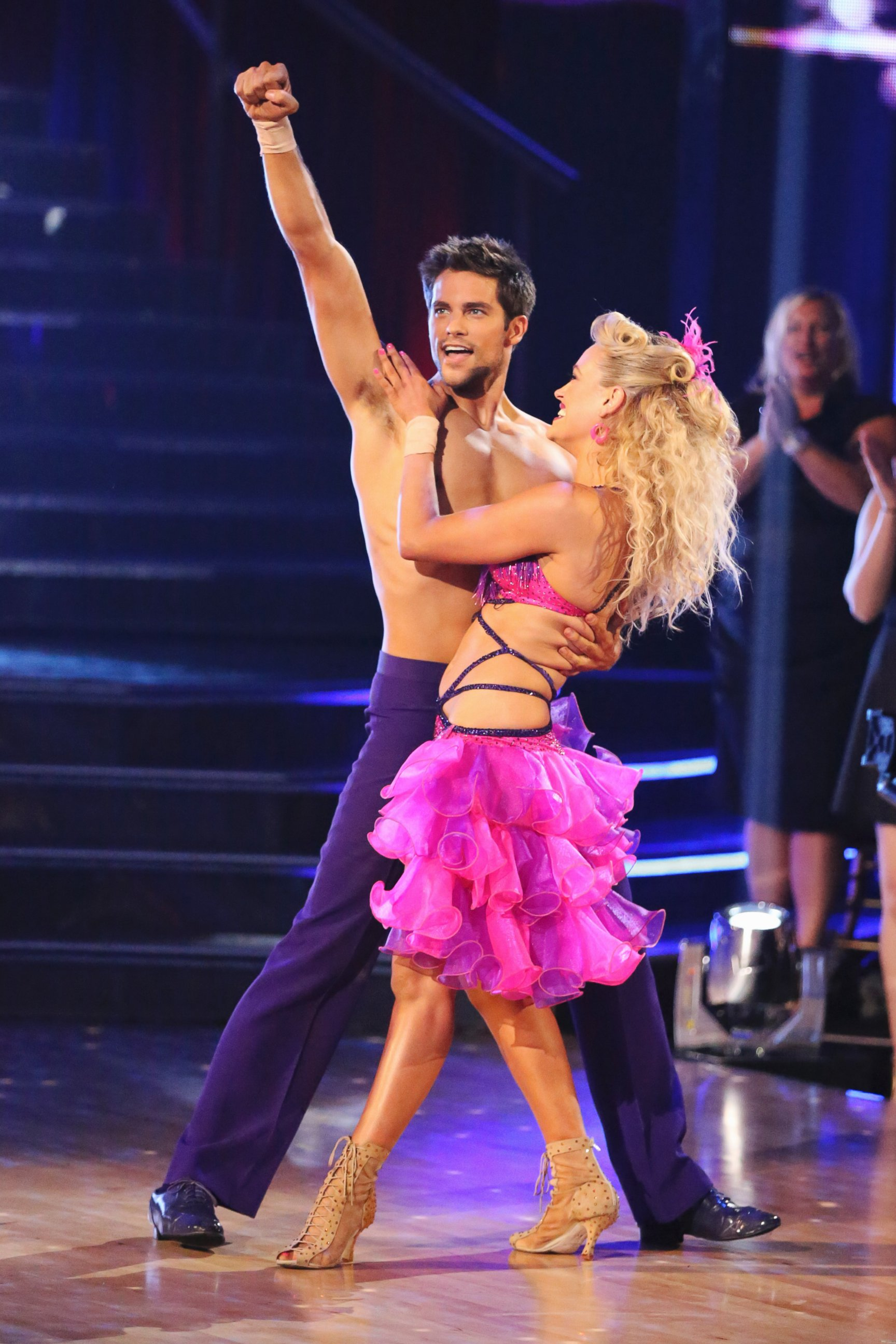 'Dancing With the Stars': Actor Brant Daugherty Booted From Ballroom - ABC News